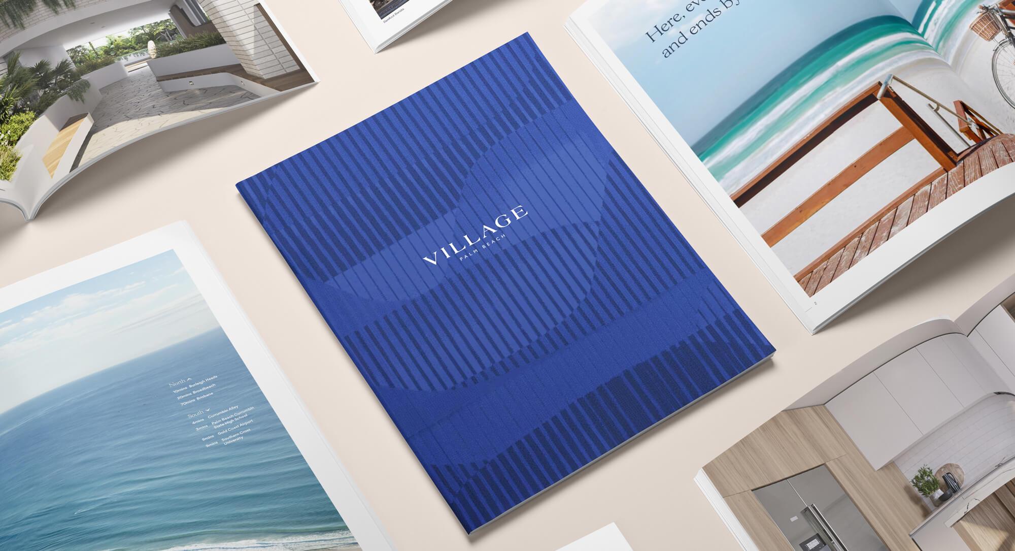 Village-brochures